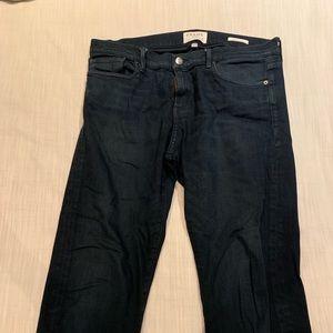 Men's black Frame Jeans